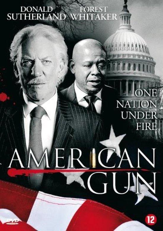 Cover van de film 'American Gun'
