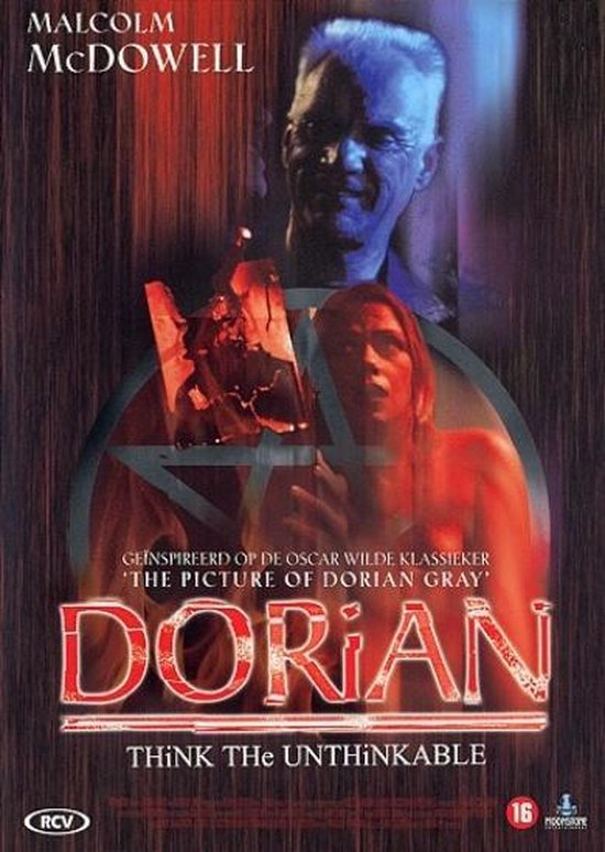 Cover van de film 'Dorian'