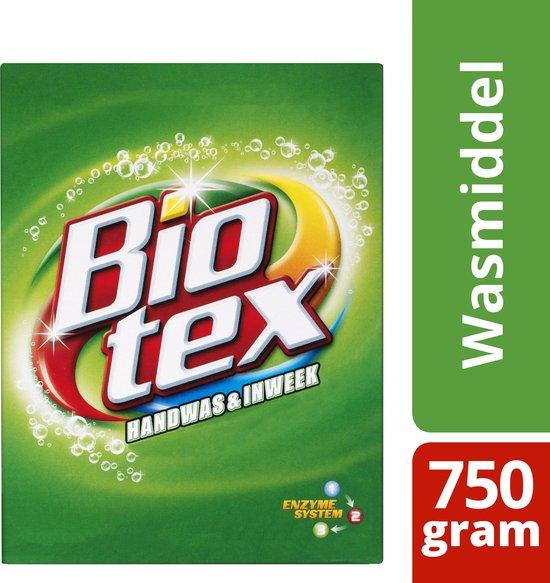 Biotex Waspoeder Handwas & Inweek - 750 gram