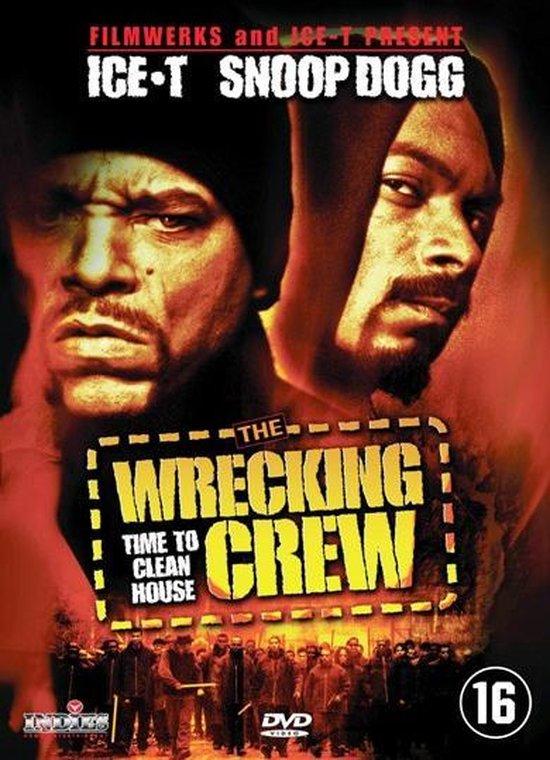 Cover van de film 'Wrecking Crew - Time To..'