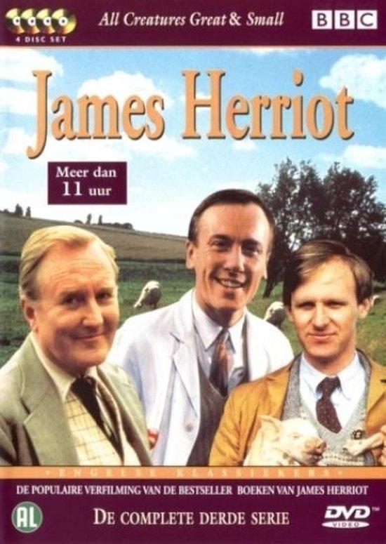 Cover van de film 'James Herriot'