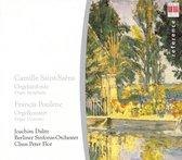 Poulenc & Saint-Saens: Orgel Und Orchester