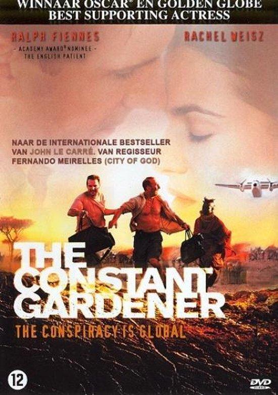 Cover van de film 'Constant Gardener'