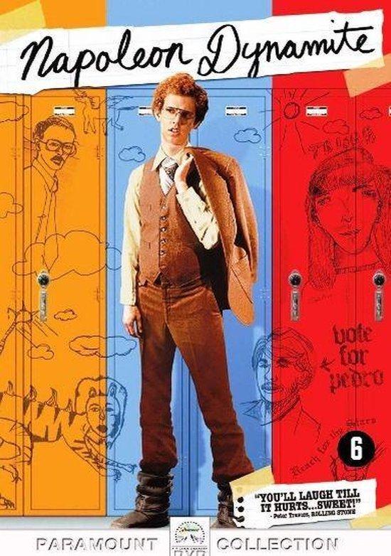 Cover van de film 'Napoleon Dynamite'