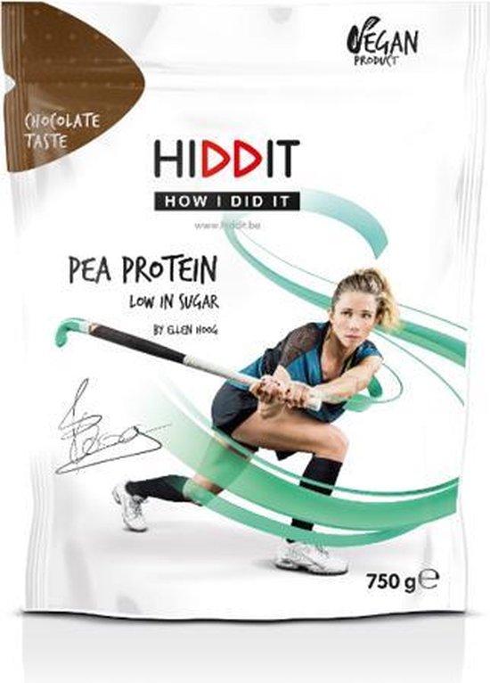 Ellen Hoog Pea Protein Cocoa Taste - 750g