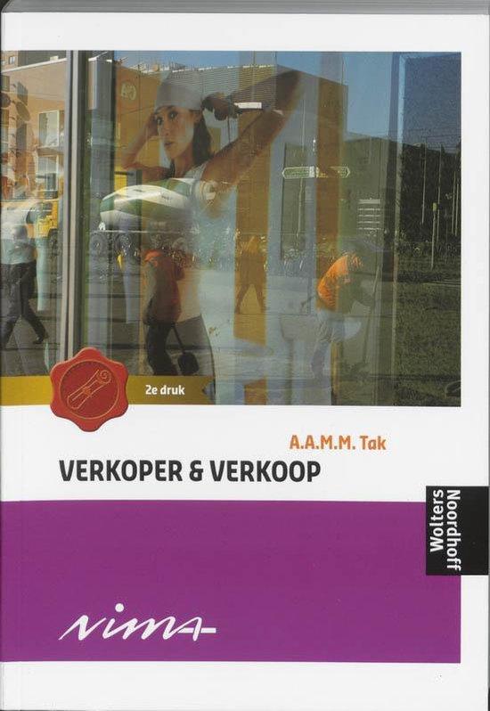 Verkoper & verkoop - A.A.M.. Tak pdf epub