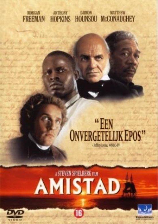 Cover van de film 'Amistad'
