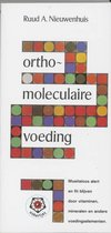 Boek cover Orthomoleculaire voeding van Ruud A. Nieuwenhuis