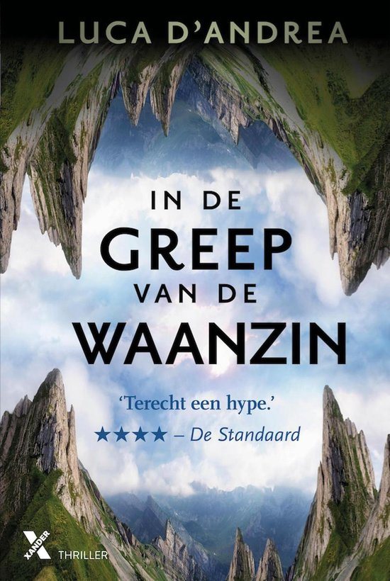 In de greep van de waanzin - Luca D'Andrea |