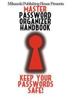 Master Password Organizer Handbook