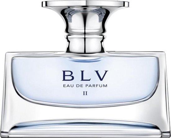 Bvlgari BLV II - 50 ml - Eau de parfum