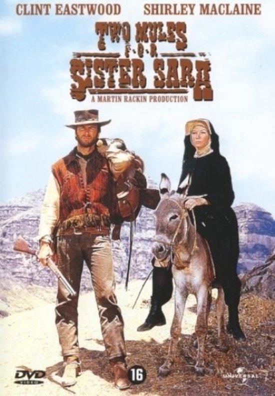 Cover van de film 'Two Mules For Sister Sarah'