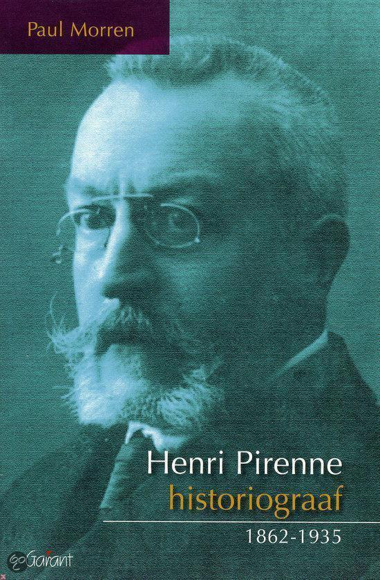 Henri Pirenne - Paul Morren |
