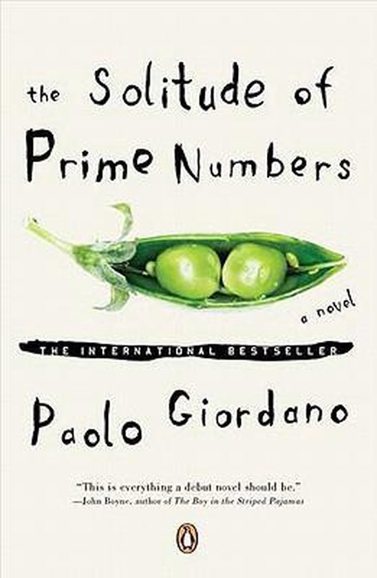 Boek cover The Solitude of Prime Numbers van Paolo Giordano