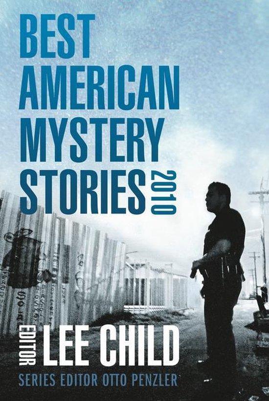 Omslag van The Best American Mystery Stories, 2010