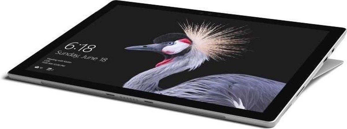 Microsoft Surface Pro 31,2 cm (12.3) Intel® Core™ M 4 GB 128 GB Wi-Fi 5 (802.11ac) Zwart, Zilver Windows 10 Pro