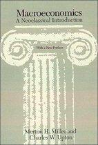 Boek cover Macroeconomics van Merton H. Miller