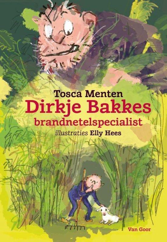Dirkje Bakkes, brandnetelspecialist - Tosca Menten |