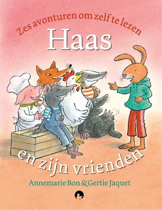 Haas en zijn vrienden - Annemarie Bon |