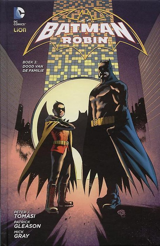 Batman and robin hc03. dood van de familie (new 52) - PATRICK. Gleason, |