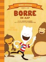 De Gestreepte Boekjes - Groep 2 mei: Borre de aap