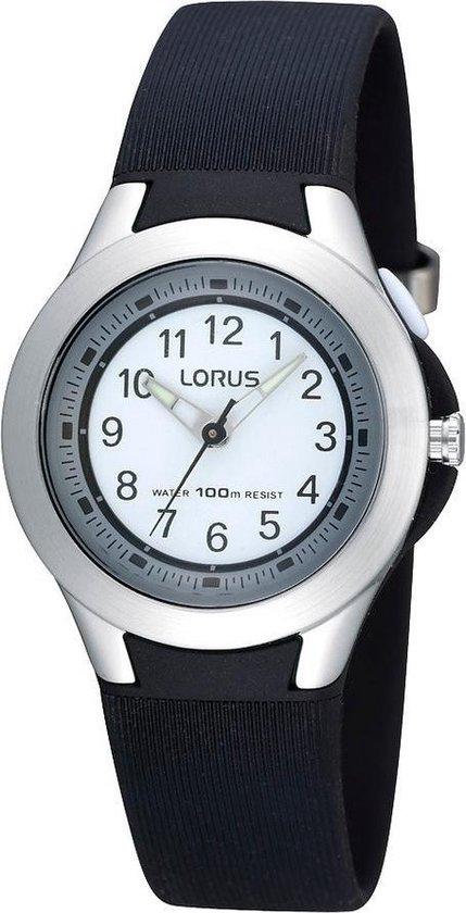 Lorus R2305FX9 – Horloge – 30 mm – Zwart