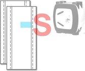 WTW filterset voor Itho Daalderop HRU BAL 350