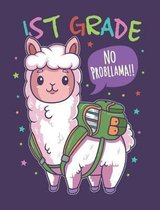 1st Grade No Probllama