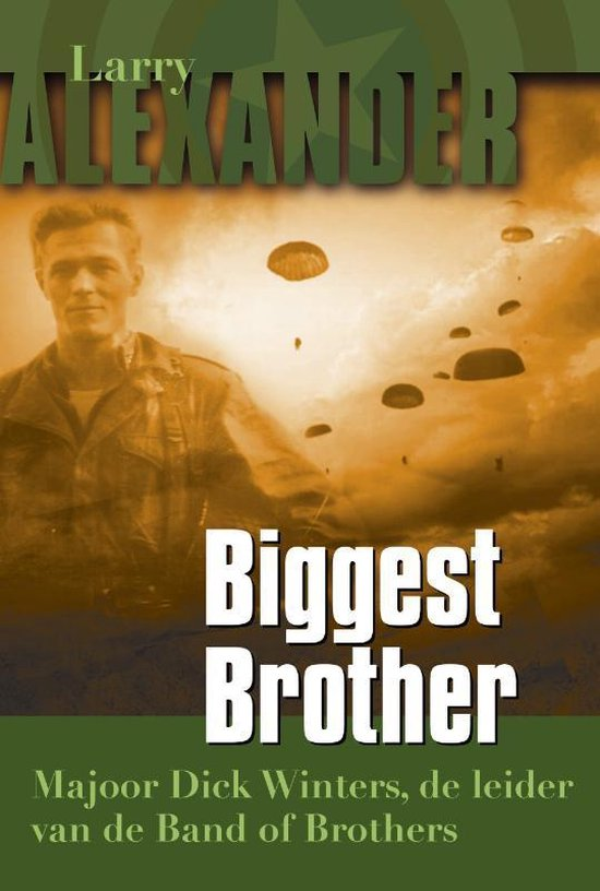 Biggest Brother - Larry Alexander |