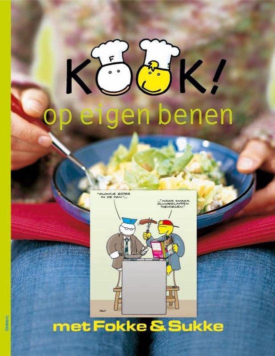 Kook! op eigen benen met Fokke & Sukke - C. Duquesnoy |