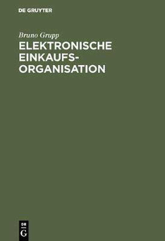 Elektronische Einkaufsorganisation