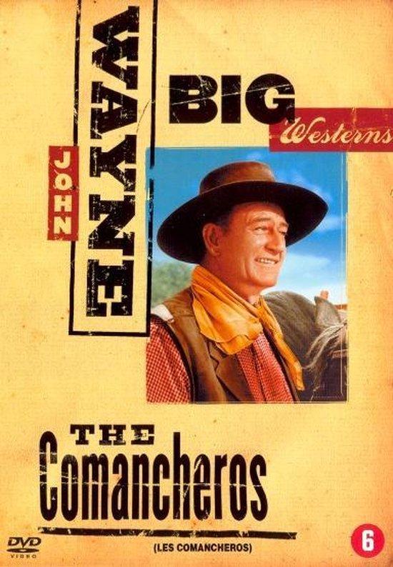 Cover van de film 'Comancheros'
