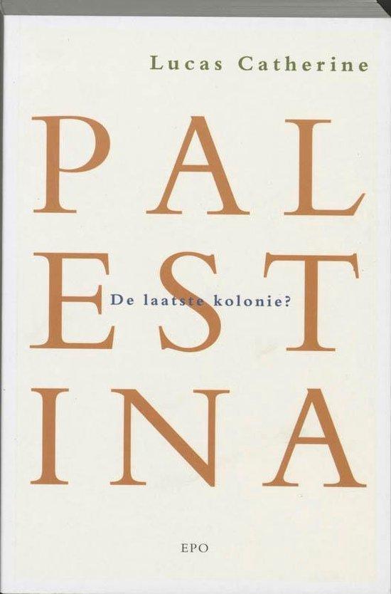 Cover van het boek 'Palestina'