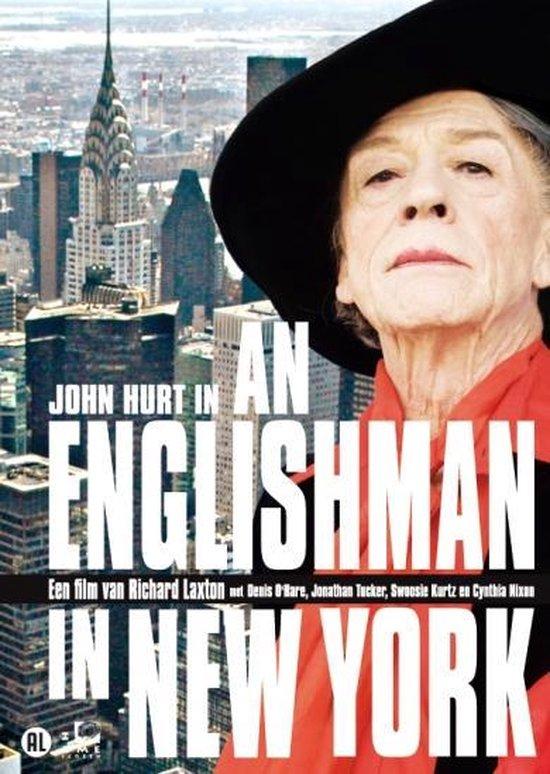 Cover van de film 'Englishman In New York'