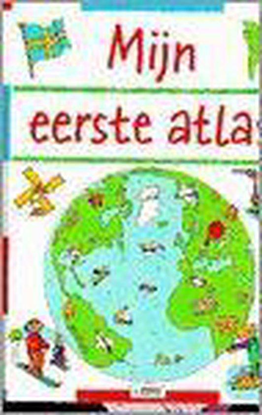 Mijn eerste atlas - Nicola Wright |