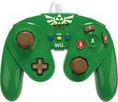 Nintendo Super Smash Bros - Gaming Controller - Link - Nintendo Wii U + Nintendo Wii