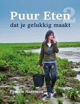 Boek cover Puur Eten 2 van Pascale Naessens (Hardcover)
