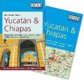 DuMont Reise-Taschenbuch Reiseführer Yucatan&Chiapas