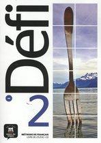 Afbeelding van Défi 2 Livre de l´élève + CD version originale