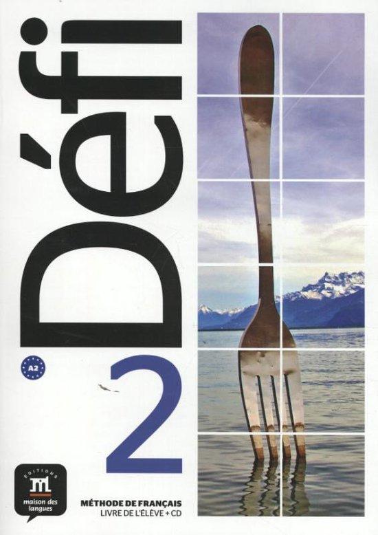 Défi 2 Livre de l´élève + CD version originale