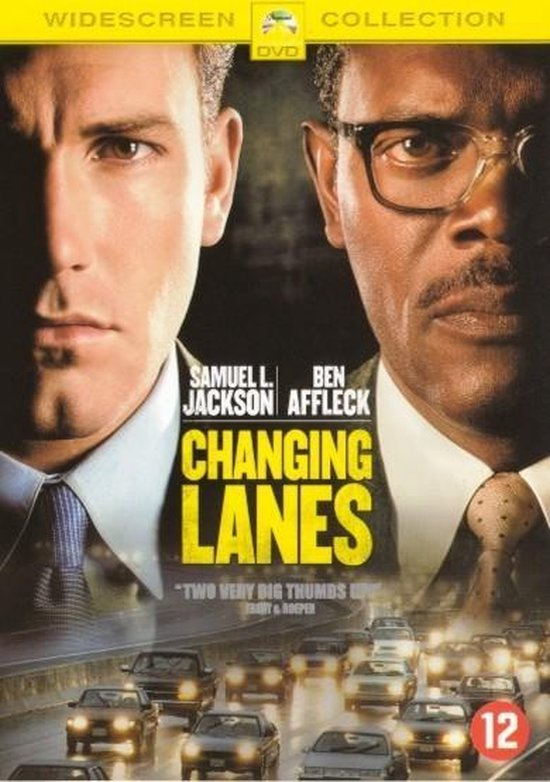 Cover van de film 'Changing Lanes'