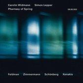 Carolin / Lepper Simon Widmann - Fantasy Of Spring, Violin Sonatas