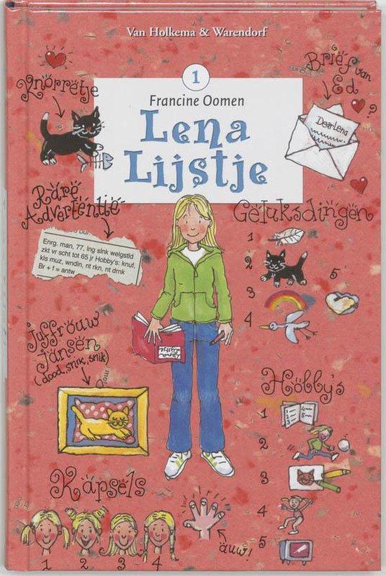 Lena Lijstje - Francine Oomen |