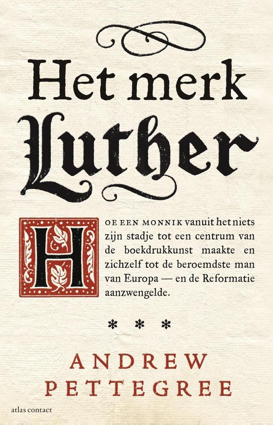 Het merk Luther - Andrew Pettegree pdf epub