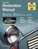 Morris Minor and 1000 Restoration Manual