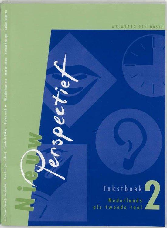 Nieuw perspectief 2 Tekstboek - R. de Bakker |