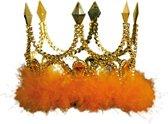 Gouden Mini Kroon Prinses Oranje