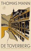 Boek cover De toverberg van Thomas Mann (Onbekend)