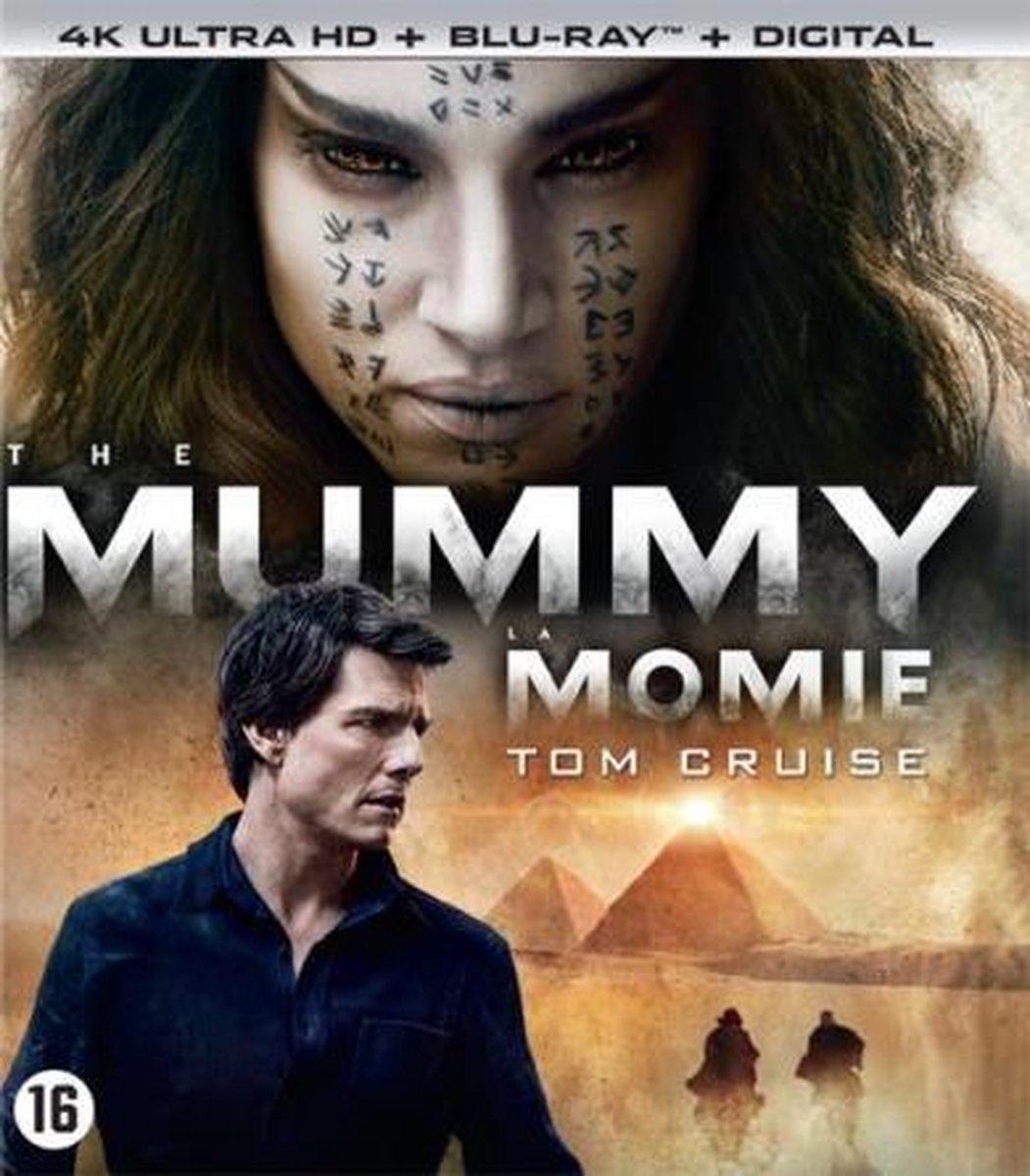 The Mummy (2017) (4K Ultra HD Blu-ray)
