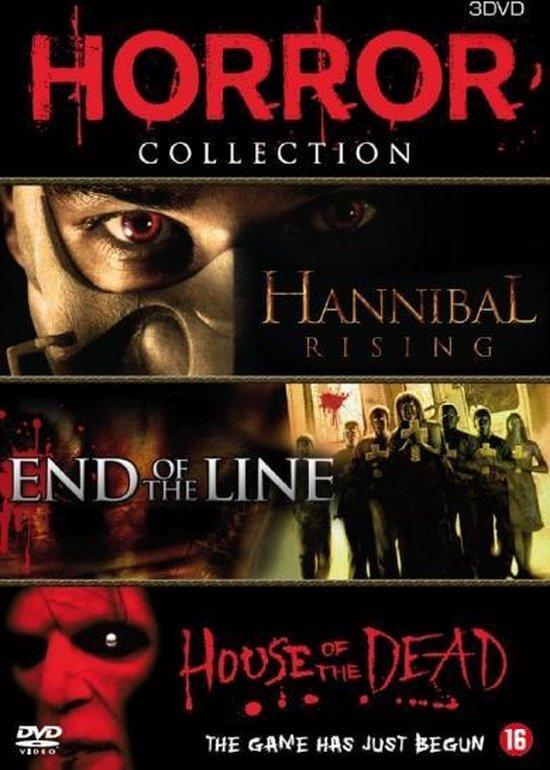 Cover van de film 'Horror Collection'